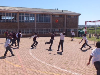 handball at Dambuza