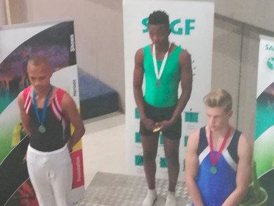 Siyabulela National Champion