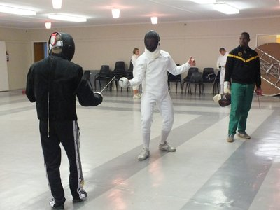 fencing clinic in PE