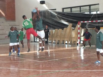 handball tournament in Grahamstown